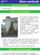 Immagine silos verticali