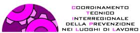 Logo del Coordinamento tecnico interregionale della prevenzione nei luoghi di lavoro
