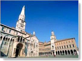 Foto del duomo di Modena