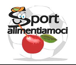 Logo di Sport alimentiamoci