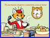 Immagine di Boy Fox fa colazione (1.34 MB)