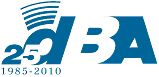 Logo dBA 1985-2010