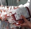 Sacchetti per la raccolta di sangue