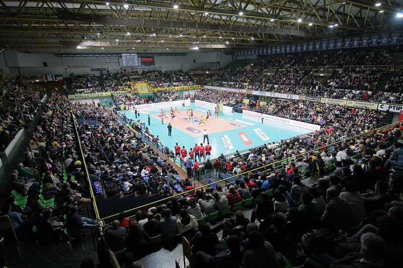 Ausl modena 31 ottobre ottobre rosa al palapanini for Casa modena volley