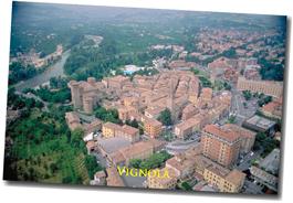 Panorama di Vignola