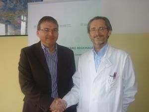 Roberto Marchesin e Paolo Accorsi