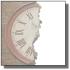 Immagine sfumata della torre dell'orologio di Finale Emilia distrutta dal sisma del 2012