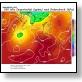 Immagine di mappa meteo ondata calore 2003