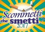 Logo Campagna 2017 - Scommetti che smetti
