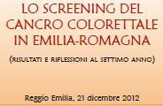 Risultati dello screening colorettale al settimo anno di attività (114.73 KB)