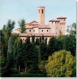 Immagine del castello di Maranello