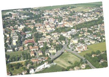 Panorama di Cavezzo